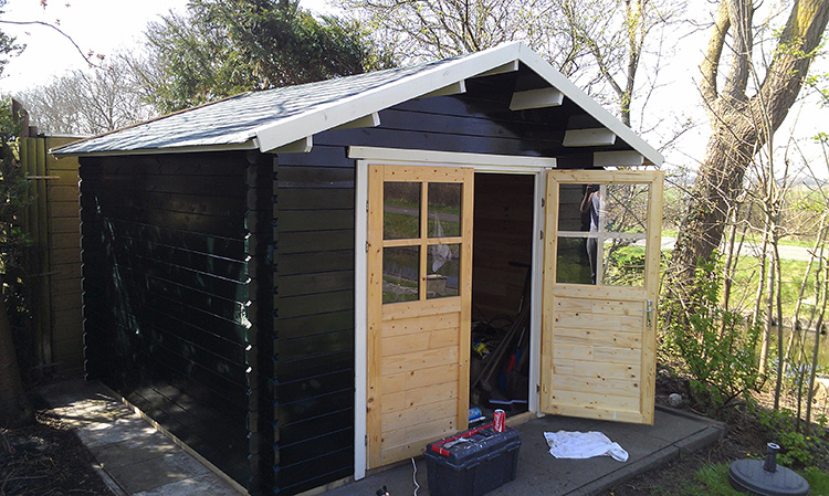 Compleet huis keuken schilder ksh schilderwerken for Compleet huis laten bouwen